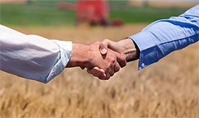 Oklahoma land & mineral right ownership agreement